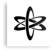 Science Ideology Metal Print