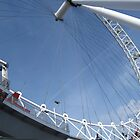 London Eye by JaxHarumm