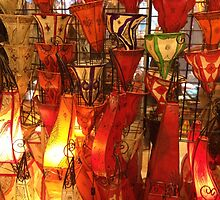 Lamps in La Mancha by JaxHarumm