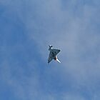 Typhoon display at Airbourne in Eastbourne by Keith Larby