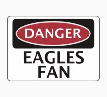 DANGER CRYSTAL PALACE, EAGLES FAN, FOOTBALL FUNNY FAKE SAFETY SIGN by DangerSigns