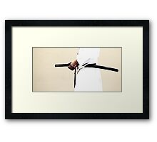 Way of the Sword Framed Print