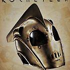 ROCKETEER! by John Medbury (LAZY J Studios)