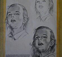Banos Art Instruction II by Al Bourassa
