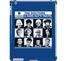 A Hard Day's Travel iPad Case/Skin