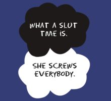 TFIOS - What a slut time is. She screws everybody. by Connie Yu