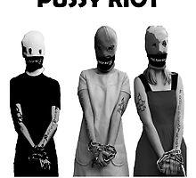 Pussy Riot by Amanda001