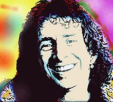 Bon Scott-It's a Long Way to the Top  by OTIS PORRITT
