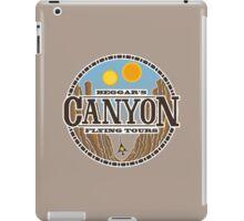 Beggars Canyon Tours iPad Case/Skin