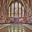 Chester Cathedral Chapter House by Dave Godden