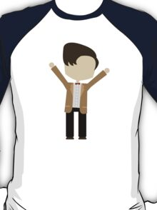 Happy Eleventh Doctor T-Shirt