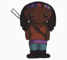 Michonne by PixelMouse