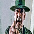 R Lee Ermey by Joe Misrasi