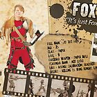 Fox's Character Sheet (Scavengers Webseries) by Kenazz