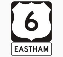US 6 - Eastham Massachusetts by IntWanderer