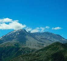 Mt St Helens by kchase