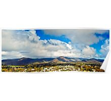 Tablelands View  Poster
