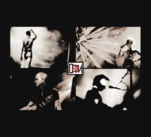 Depeche Mode :  101 official photos for black tshirt by Luc Lambert