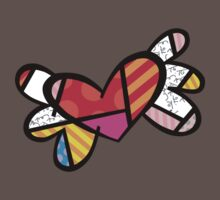 Romero Britto by BlackWater