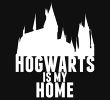 Hogwarts Is My Home by thecumberlord