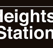NYC Jackson Heights - 82 Street Station - 7 by axemangraphics