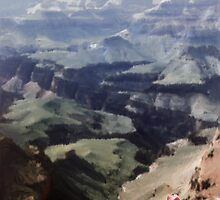 RB_Grand Canyon Summer by raven777