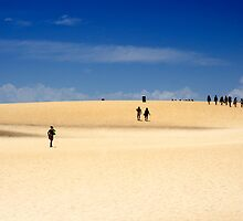 Brazilian dunes by Matteo Trapella