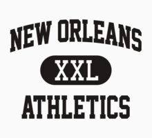 New Orleans XXL Athletics by SignShop