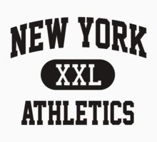 New York XXL Athletics by SignShop