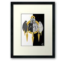 Change of Heart - Bakura Framed Print