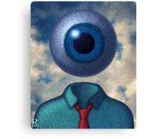 Eye'm Watching You Canvas Print