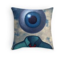 Eye'm Watching You Throw Pillow