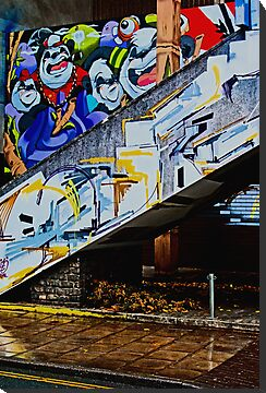 Street art by Cheo by Tim Constable