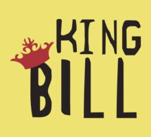 King Bill by monkeybrain