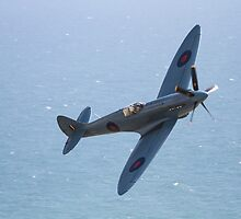 The Spitfire  by willgudgeon