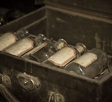Flasks by Diego  Re