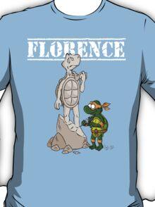 Florence - david michelangelo  T-Shirt