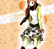 Bleach - Orihime Inoue Case by Susanwolf