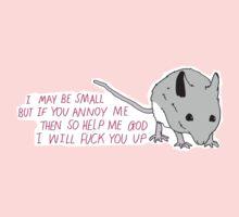 Sassy Mouse by Elliot Parker