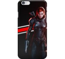 Mass Effect - Femshep Case iPhone Case/Skin