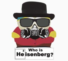 Who is Heisenberg? by neonblade