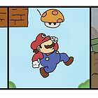 New Mushroom Kingdom. by Longburns