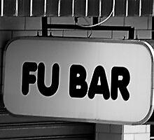 FU BAR by Bob Wall