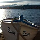 Teignmouth boat by Chris Martin