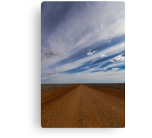 Tibooburra, NSW Canvas Print