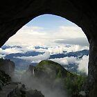 Austria Ice Cave by Chris Martin