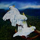 Cockatoo Lookout by Sandra  Sengstock-Miller