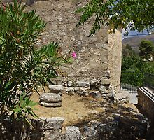 Roman Remains & 10th cent Church by Francis Drake