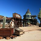 The Old West by DHParsons