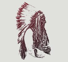 Sitting Bull by droidwalker